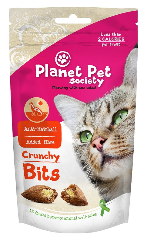 Recompense pentru pisici, Functionale, Anti-Hairball, Planet Pet Society, 40Gr